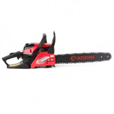 "Gasoline chain saw, 2 kW/2,7 HP, 45 cm bar, 3/8 ""chain INTERTOOL DT-2211: фото 8"