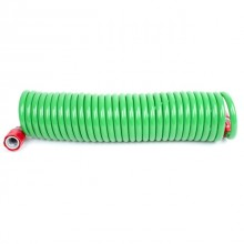7.5 m coil hose set INTERTOOL GE-4001