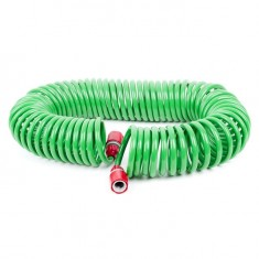 15 m coil hose set INTERTOOL GE-4002: фото 3