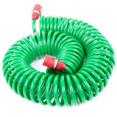 15 m coil hose set INTERTOOL GE-4002: фото 5