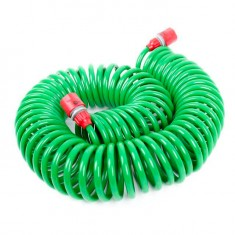 15 m coil hose set INTERTOOL GE-4002: фото 6