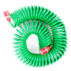 15 m coil hose set INTERTOOL GE-4002: фото 7