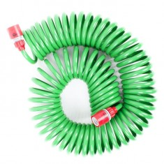 15 m coil hose set INTERTOOL GE-4002: фото 8
