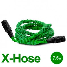 Expandable X-Hose 7.5 m INTERTOOL GE-4005: фото 2