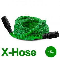 Expandable X-Hose 15 m INTERTOOL GE-4006: фото 2