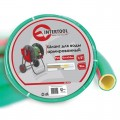 "Water hose 4 layers 1/2"", 10 m, PVC, reinforced INTERTOOL GE-4101"