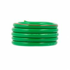"Water hose 4 layers 3/4"", 10 m, PVC, reinforced INTERTOOL GE-4121: фото 2"