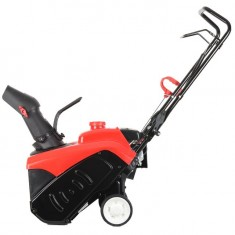 Motor snow thrower, 4-stroke engine, 4 HP / 2,9 kW, grasp width 520 mm, adjustable throw direction INTERTOOL SN-4000: фото 2