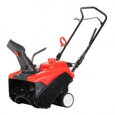 Motor snow thrower, 4-stroke engine, 4 HP / 2,9 kW, grasp width 520 mm, adjustable throw direction INTERTOOL SN-4000: фото 3