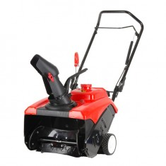 Motor snow thrower, 4-stroke engine, 4 HP / 2,9 kW, grasp width 520 mm, adjustable throw direction INTERTOOL SN-4000: фото 4