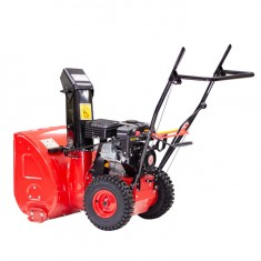 Motor snow thrower, wheels drive, 5 gears / 2 reverse gears, 4-stroke engine, 5,5 HP / 4,1kW, grasp width 560 mm INTERTOOL SN-5500: фото 2