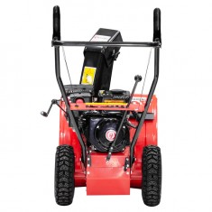 Motor snow thrower, wheels drive, 5 gears / 2 reverse gears, 4-stroke engine, 5,5 HP / 4,1kW, grasp width 560 mm INTERTOOL SN-5500: фото 3