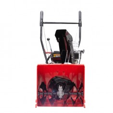 Motor snow thrower, wheels drive, 5 gears / 2 reverse gears, 4-stroke engine, 5,5 HP / 4,1kW, grasp width 560 mm INTERTOOL SN-5500: фото 4