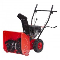 Motor snow thrower, wheels drive, 5 gears / 2 reverse gears, 4-stroke engine, 5,5 HP / 4,1kW, grasp width 560 mm INTERTOOL SN-5500