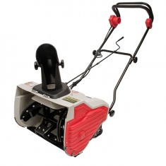 Power snow thrower, 1,6 kW, grasp width 500 mm, adjustable throw direction INTERTOOL SN-1600: фото 2
