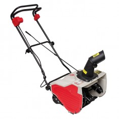 Power snow thrower, 1,6 kW, grasp width 500 mm, adjustable throw direction INTERTOOL SN-1600: фото 3