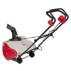 Power snow thrower, 1,6 kW, grasp width 500 mm, adjustable throw direction INTERTOOL SN-1600: фото 4