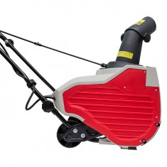 Power snow thrower, 1,6 kW, grasp width 500 mm, adjustable throw direction INTERTOOL SN-1600: фото 7