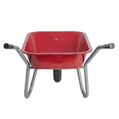"Wheel barrow 65L, 130KG, 1 airwheel with bearing 14"" INTERTOOL WB-0613: фото 5"