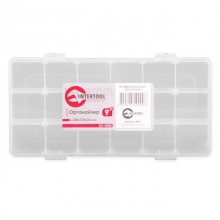 "Organizer 9"" 230x125x35mm INTERTOOL BX-4000"