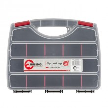 "Organizer 12.5"" 320x260x50 mm INTERTOOL BX-4001"
