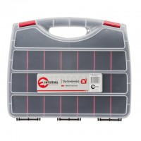 "Organizer 15"" 380x310x60 mm INTERTOOL BX-4002"