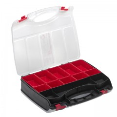 "2 in 1 organizer 15"", 380x290x80 mm INTERTOOL BX-4005"