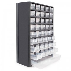"Organizer 12"" 310x138x490mm INTERTOOL BX-4012"