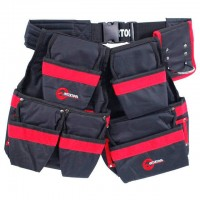 Electrician tool belt INTERTOOL SP-1011