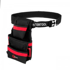 Electrician tool belt INTERTOOL SP-1014