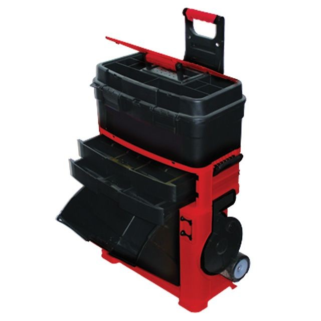 "Tool cart with wire coil 19"" INTERTOOL BX-3019"