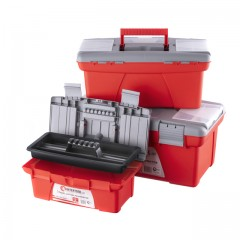 "Tool box set - 3pcs, 13"", 16"", 18"" INTERTOOL BX-0403"