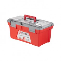"Tool box - 18"" 480x250x230mm INTERTOOL BX-0418"