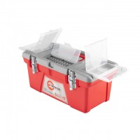 "Tool box - 16"" 415x210x190mm INTERTOOL BX-0516"