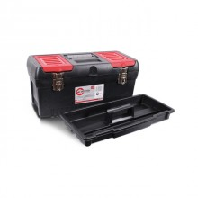 "Tool box with metal locks 19"" 483x242x240 mm INTERTOOL BX-1019"